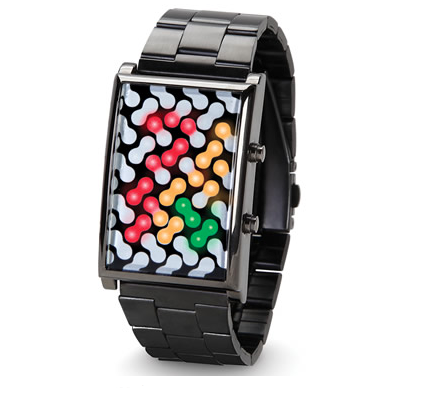 image of a pattern watch
