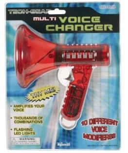 voice changer - modify your voice 10 different ways