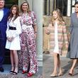 Las Princesas de Holanda se imponen con looks maduros que Leonor y Sofía no usarían