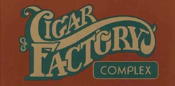 Cigar Factory Sign