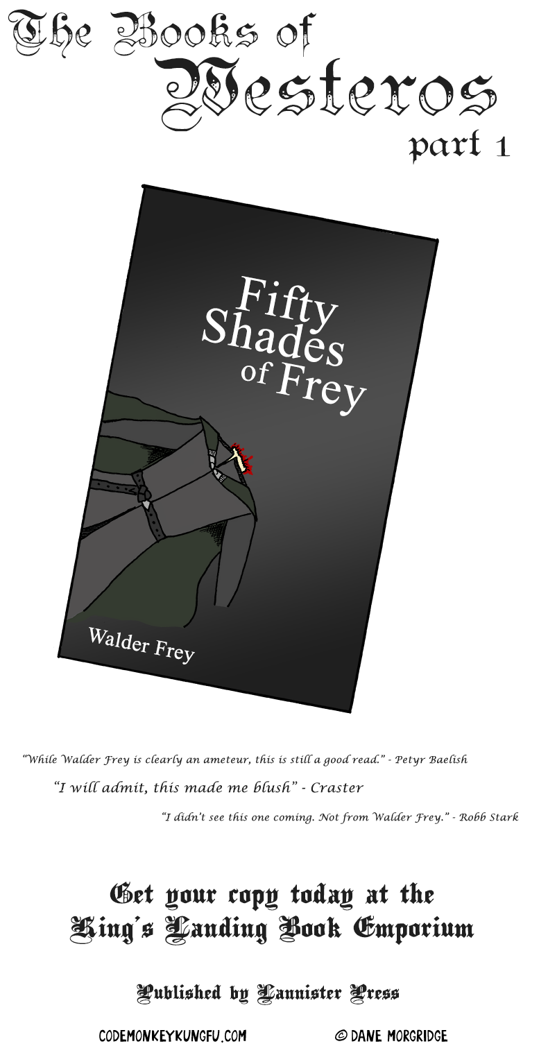 Fifty shades of frey