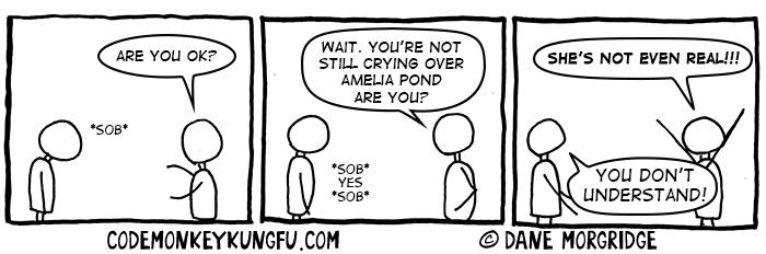 My dear amelia