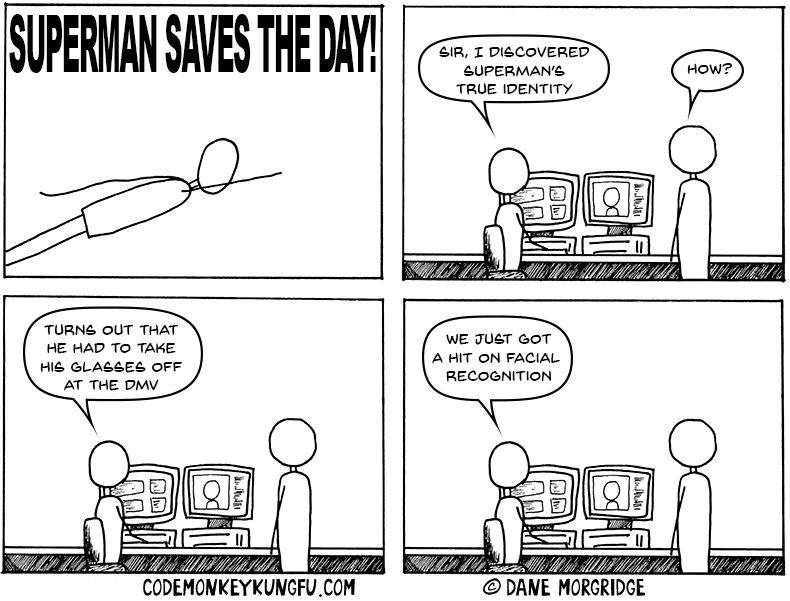 Superhero problems