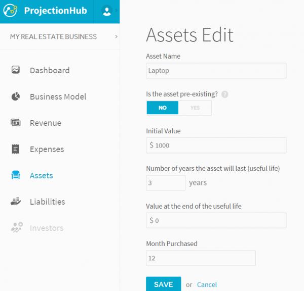 Assets - Realtor