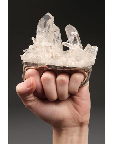 Crystal-brass-knuckes