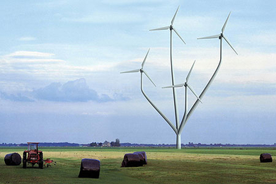 Dutch-windmills