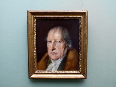 Hegel-at-the-old-national-gallery