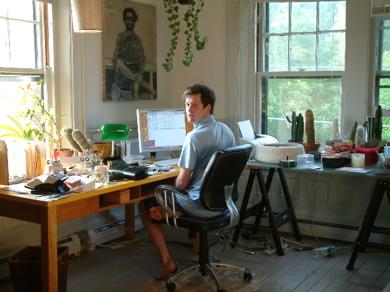 Malcolm-at-his-desk