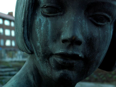 Sweden-statue