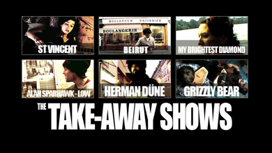The-take-away-shows