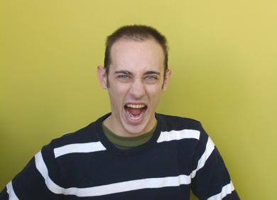 Tobi-yawning