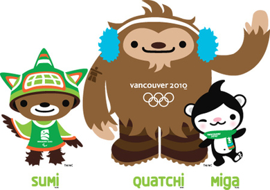 Vancouver-2010-winter-olympics-mascots