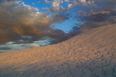 Whitesands_sunset