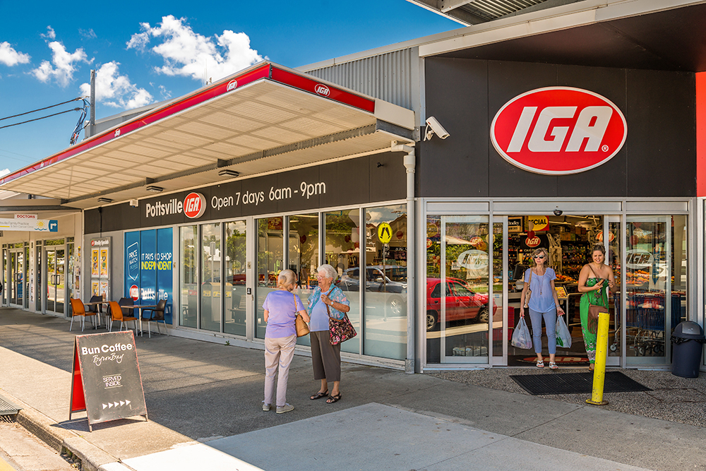 Award Winning Iga Anchored Shopping Centre 15 Year Lease