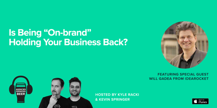 """Is Being """"On-brand"""" Holding Your Business Back?"""