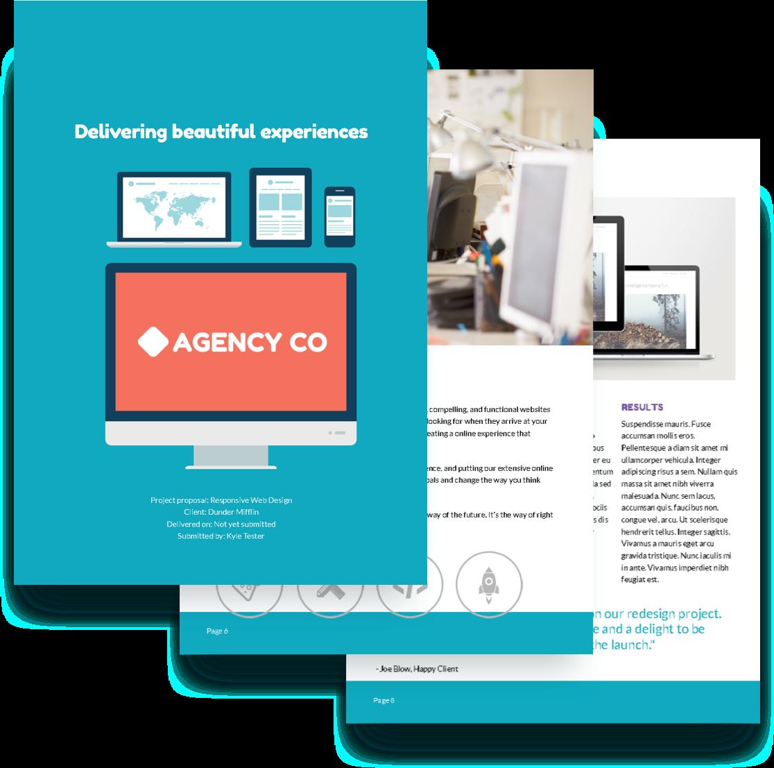 Website Redesign Proposal Presentation 2018