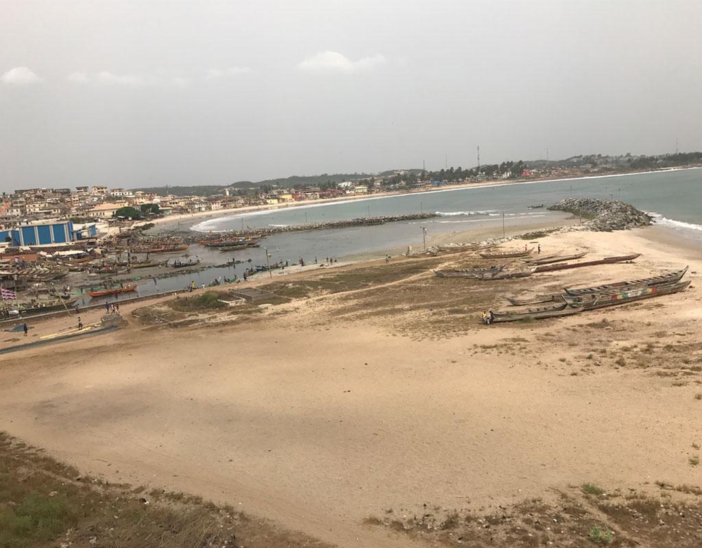 Ghana 7 Shoreline Harbor