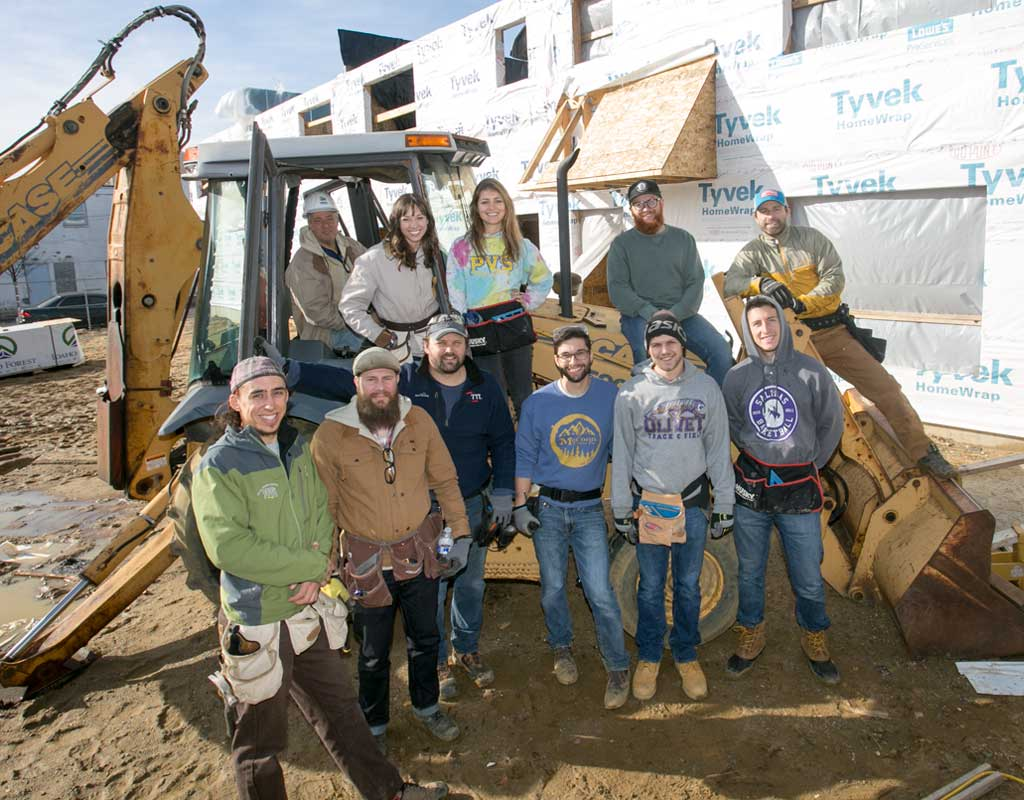 News Habitat Group Shot