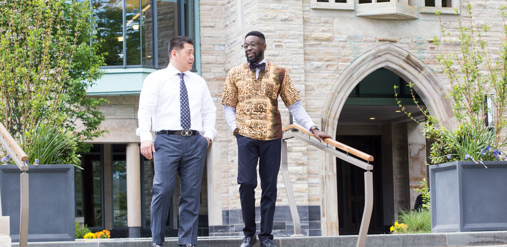 Peter Kim And Matthew Quainoo