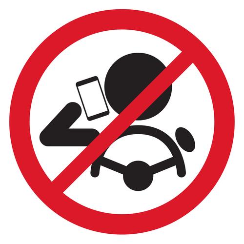 conducir sin celular