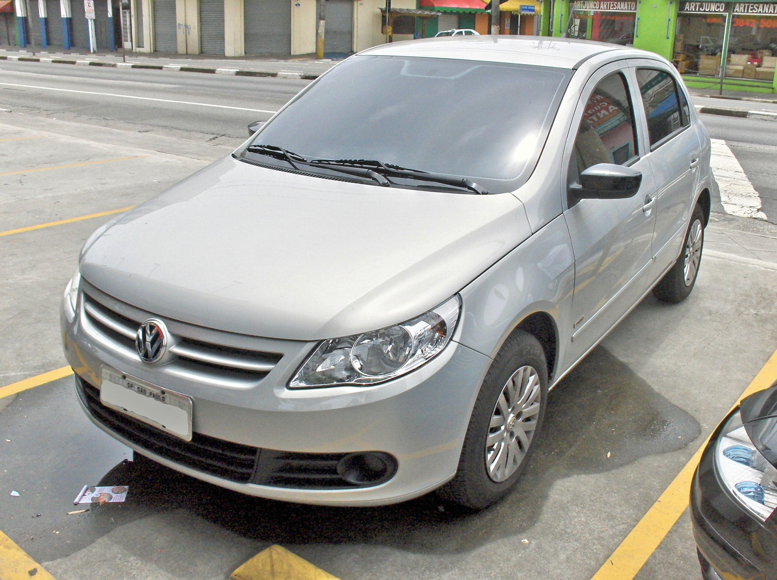 El más robado VW Gol
