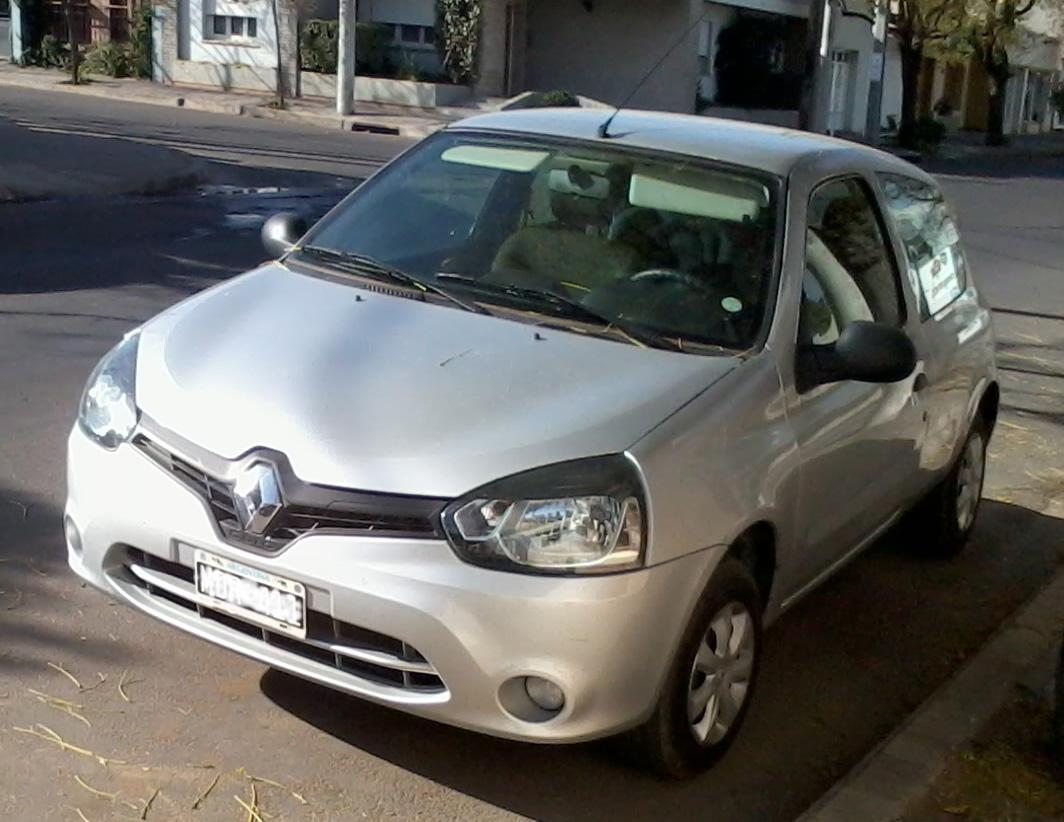 Renault Clio Mio Argentina