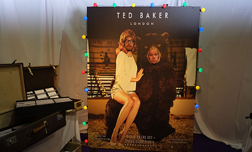 VE – Get In On The Act With Ted Baker