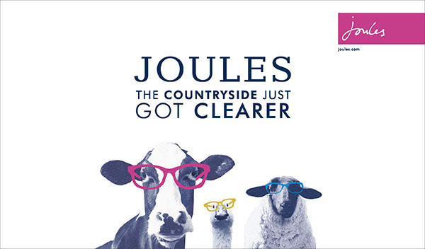 Joules eyewear is about to hatch…