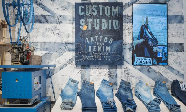 CUSTOMISE YOUR PEPE JEANS DENIM!