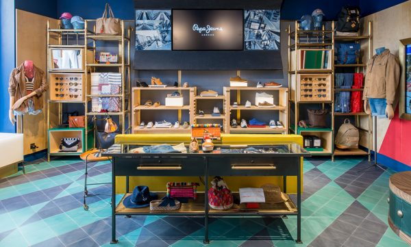 PEPE JEANS FLAGSHIP STORE OPENING