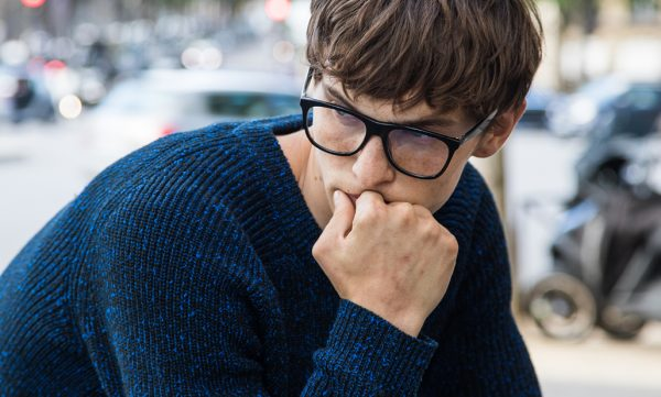 SANDRO HOMME: THE OPTICAL COLLECTION