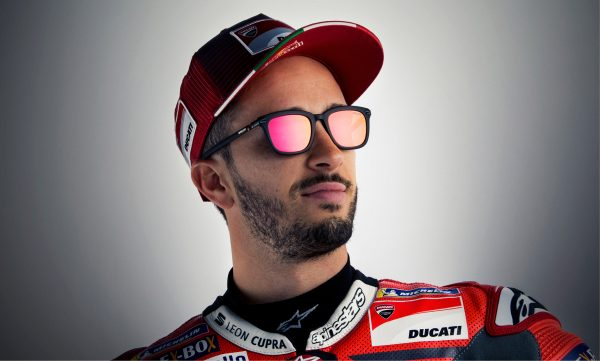MIDO 2018: DUCATI EYEWEAR LAUNCH WITH ANDREA DOVIZIOSO