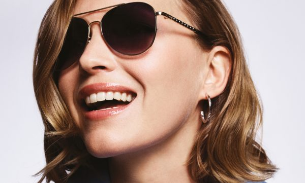 ARIZONA MUSE FOR KAREN MILLEN EYEWEAR