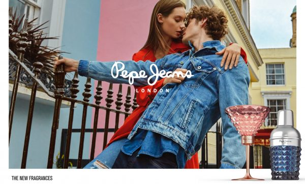 THE NEW FRAGRANCES BY PEPE JEANS