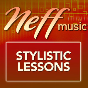 Stylistic Lessons