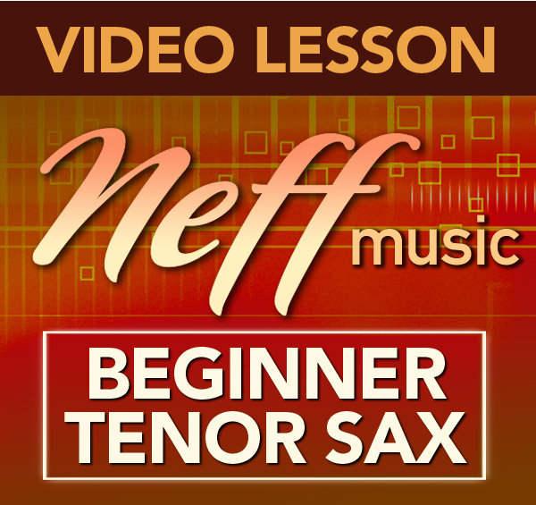 Beginner Tenor Saxophone
