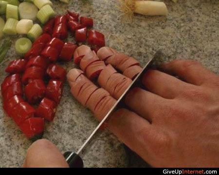 Finger Chopping
