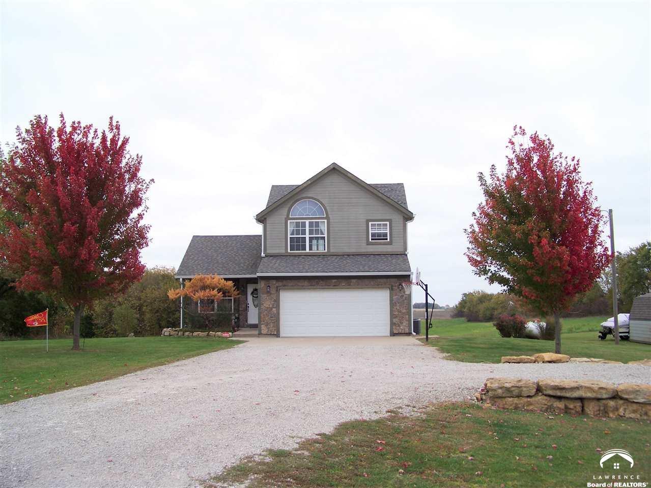 Lawrence ks homes for Appraisal value of unfinished basement