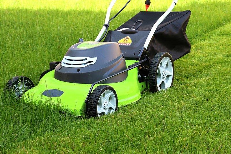 best push electric lawn mower