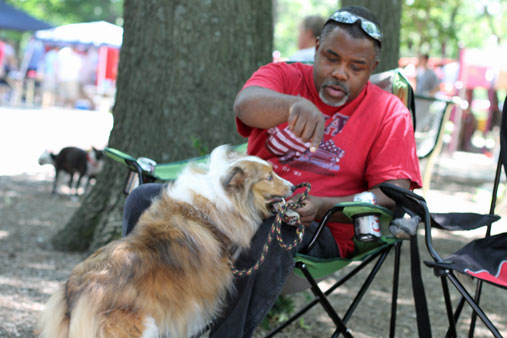 The Bark N Blues festival is moving from Franklin Park for 2014.