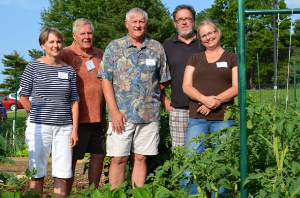 The Prairie Village Community Gardens have been a big success in their first two years.