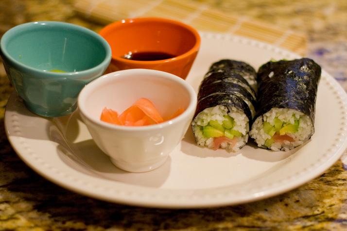 Julia-Sushi