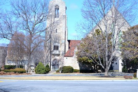 St. Agnes Catholic Church in Roeland Park has seen Westboro protests previously.