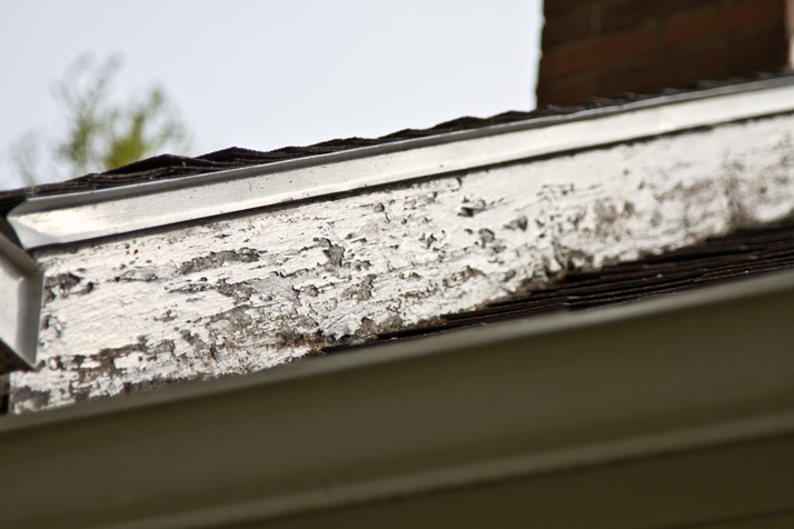 Peeling paint is among the more common codes violations in Prairie Village, according to the city.