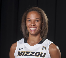 Mizzou Womens Basketball headshots 2013