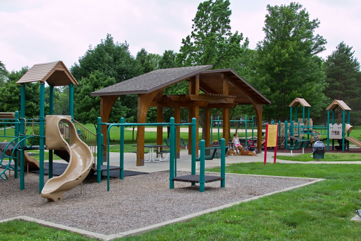 Starting July 1, it will be legal to openly carry firearms at Prairie Village parks.