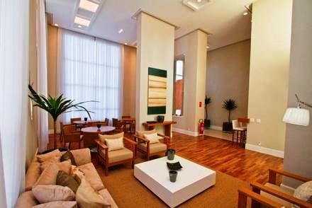 Lindo apartamento alto da mooca