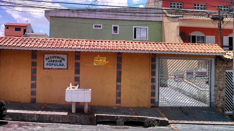 Casa à Venda - São Paulo