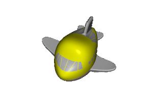 Jet-plastic