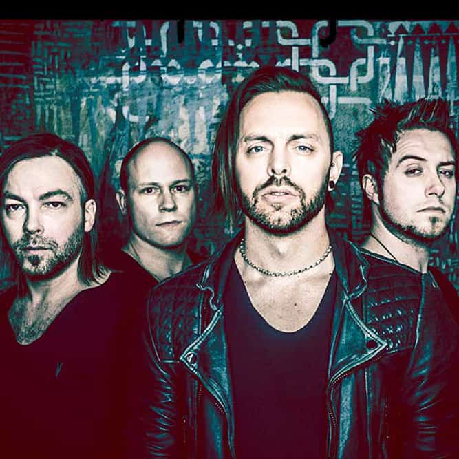 Bullet For My Valentine Release 'Letting You Go' Video